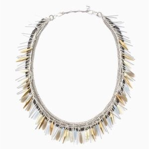 Stella & Dot Freya Fringe Necklace